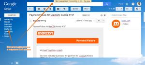 Gmail пытается восстановить связь и отправить мои письма